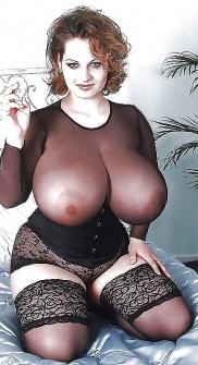 Sexy mollige Frauen in gratis Bildern